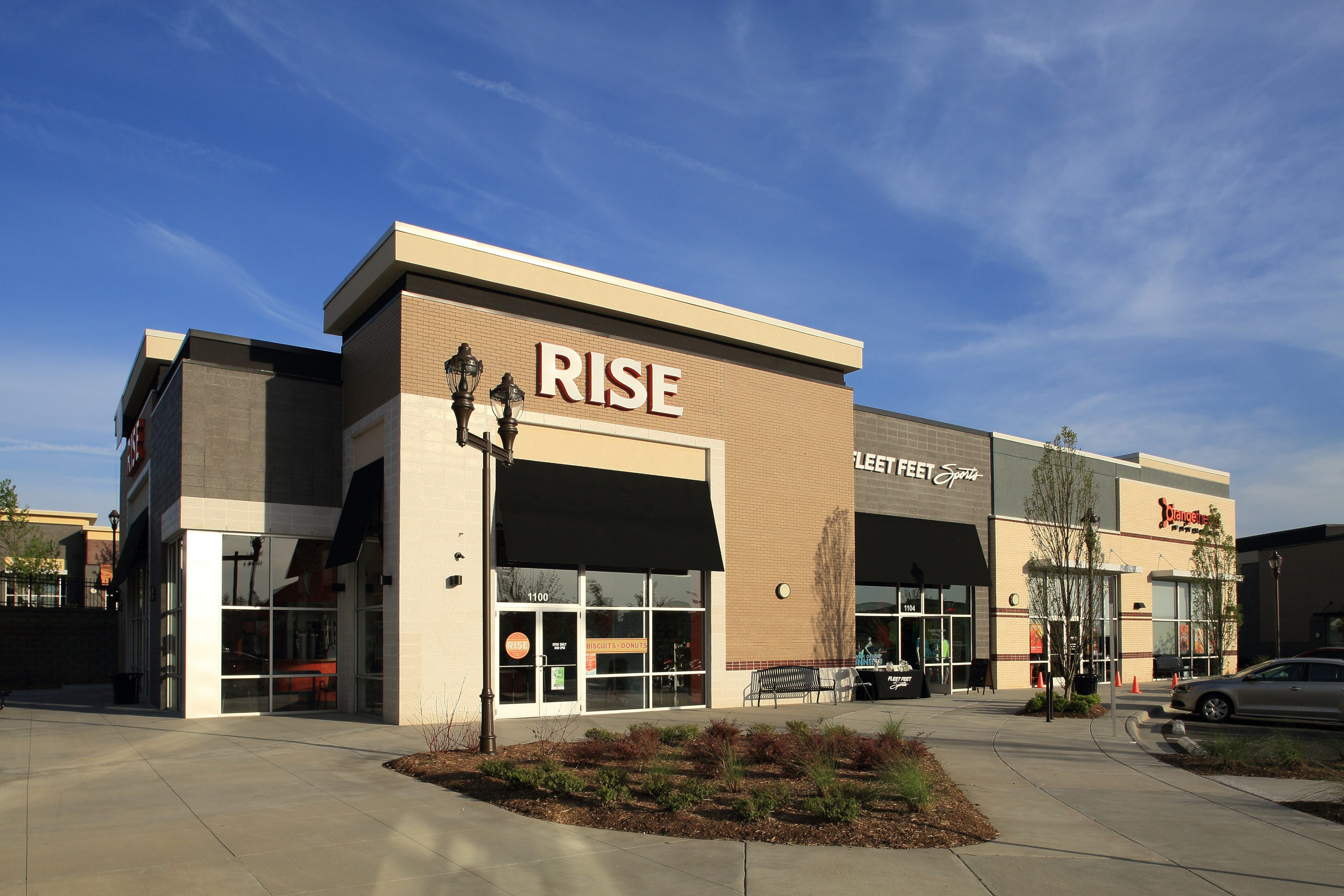 Commercial Architects, Raleigh, NC: ORA Architecture Retail Projects